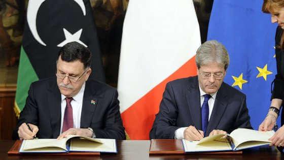 accordo libia-italia
