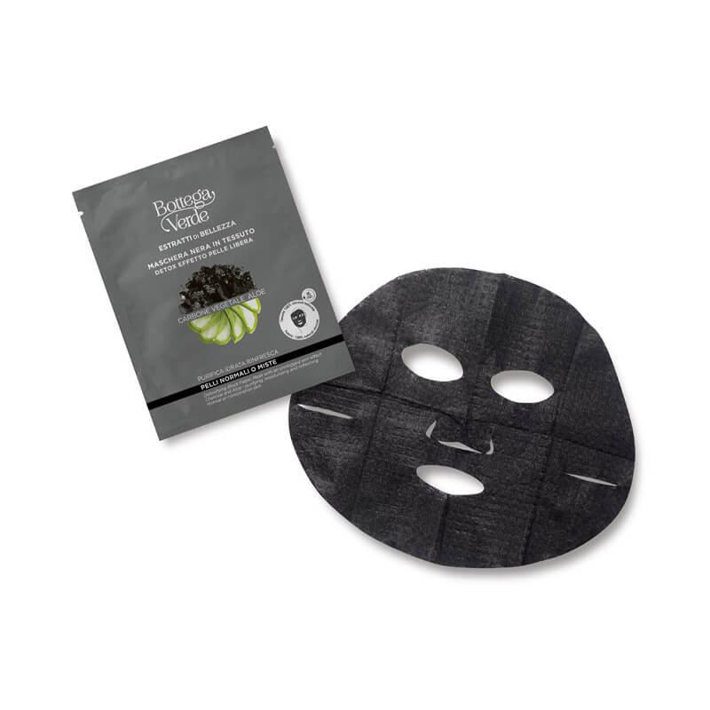 Maschere in Tessuto - La Novità Estratti di Bellezza di Bottega Verde.